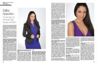 """Προσωπική συνέντευξη – """"Gala style"""" – 15-02-2015"""