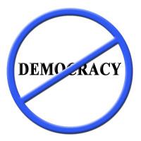 Το Μήνυμα Δημοκρατίας δεν ελήφθη!
